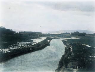 sungai aek alian di balige