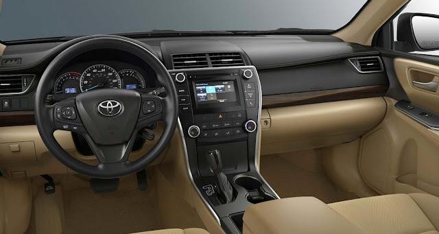 2019 Toyota Camry Interior Rumors