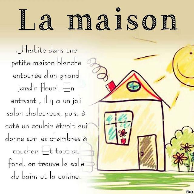 بطاقات مفيدة لمشروع القسم ودعم التعبير الكتابي بالفرنسية La production écrite