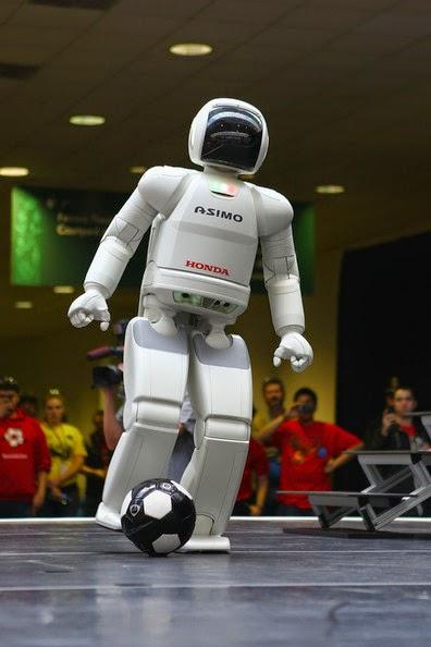 RoboTronicsPro ASIMO  Humanoid-Robot