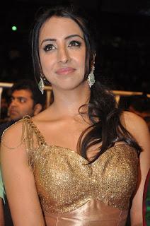 Actress Sanjana Stills at Sardaar Gabbar Singh Audio Launch  0004