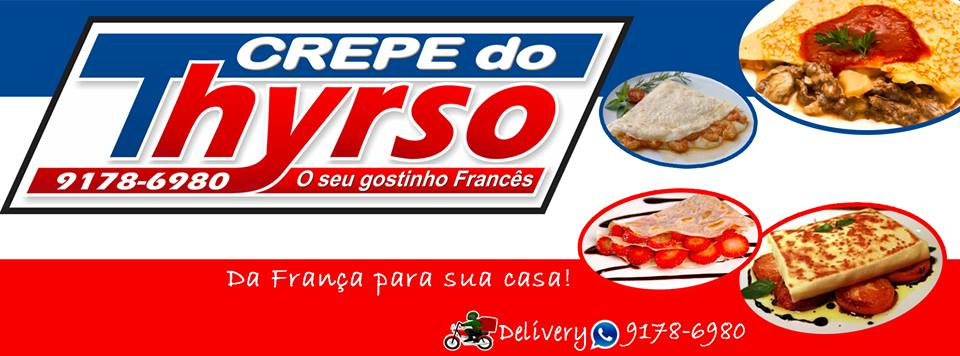 CREPE DO THYRSO