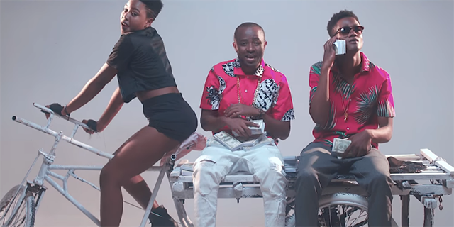 Nikki Wa Pili Ft Chin Bees - Kihasara Video