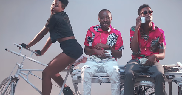 Chin Bees Inogire Official Music Mp4: VIDEO: Nikki Wa Pili Ft Chin Bees
