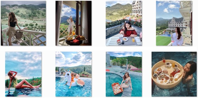 Experience strange feeling at 4 places with swimming pool in Dalat