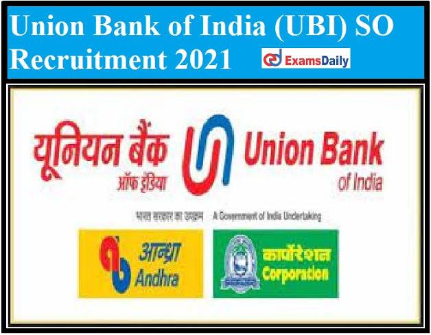 UBI Requirements
