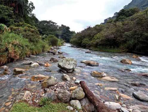 Sungai Dua Rasa Medan