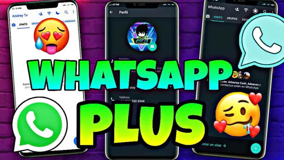 WhatsApp PLUS APK【Última versión】DESCARGAR Gratis 2021