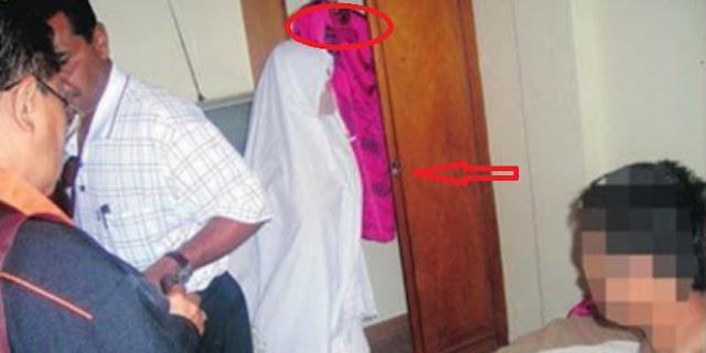 HEBOH!! Digrebek di Kamar Hotel, Wanita Ini Berpura-pura Sholat, Namun ia Lupa Kalau Dia Tidak Pakai....
