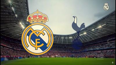 مشاهدة مباراة ريال مدريد وتوتنهام بث مباشر اليوم