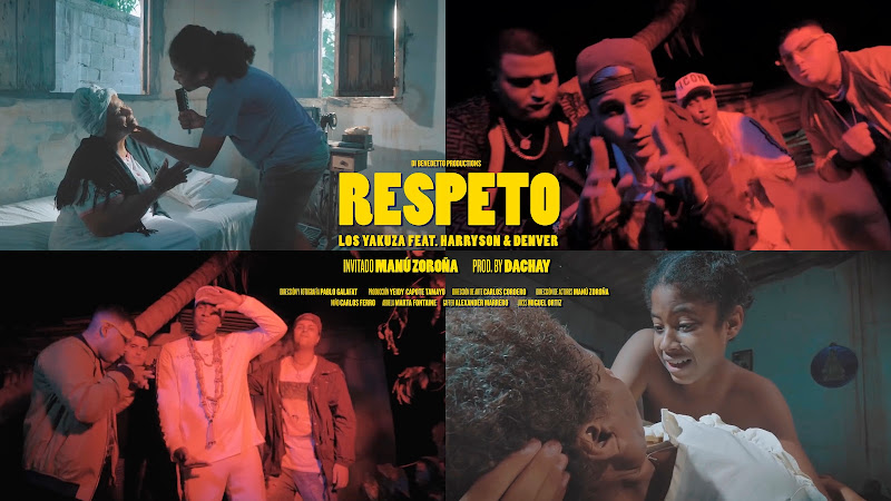 Los Yakuza & Harryson & Denver - ¨Respeto¨ - Videoclip - Director: Pablo Galafat. Portal Del Vídeo Clip Cubano. Música cubana. Reguetón. CUBA.