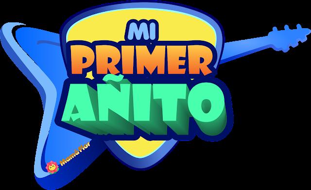 Mini Beat Power Rockers: Logos personalizados para Fiestas