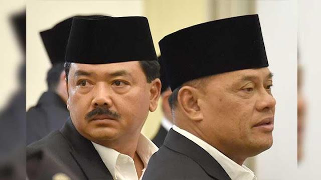 Rekor! 80 Jenderal TNI Diganti, Loyalis Gatot Nurmantyo Habis?