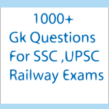 1000+ MOST IMPORTANT QUESTION WITH ANSWER FOR SSC EXAM
