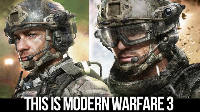 Urarod Modern Warfare 3 Character