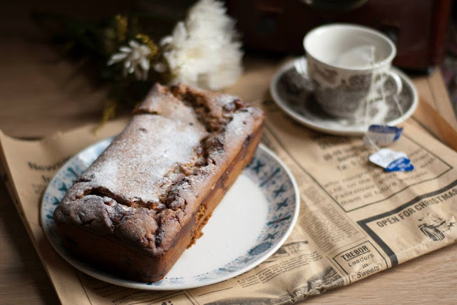 earl, grey, white, chocolate, tea, loaf, baking, food, blog, blogger, uk, lifestyle, recipe