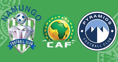 مشاهدة مباراة بيراميدز ضد نامونجو 28-04-2021 بث مباشر في الكونفدرالية الافريقية