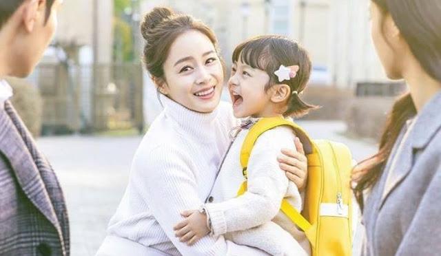 Anak Perempuan Kim Tae Hee di Drama 'Hi Bye, Mama!' Nyatanya Adalah Laki-Laki!