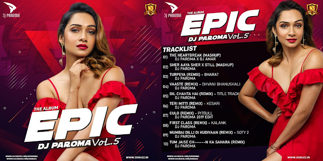 EPIC VOL.5 – DJ PAROMA