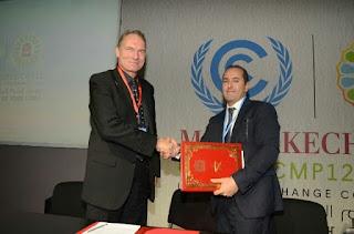COP22: I'IRESEN signent six conventions pour promouvoir les projets de recherches d'un budget de 22 millions de dirhams