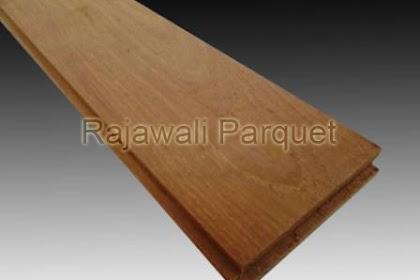 Memasang Parquet Flooring