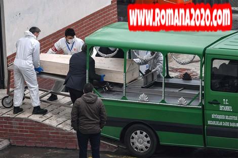 أخبار العالم تركيا تسجل 57 ألف إصابة بفيروس كورونا المستجد covid-19 corona virus كوفيد-19