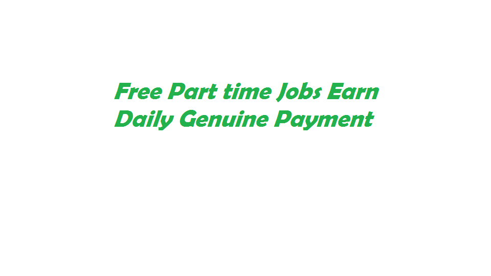 Free Online Jobs Parttime Home Based Jobs Earn Money: 2016