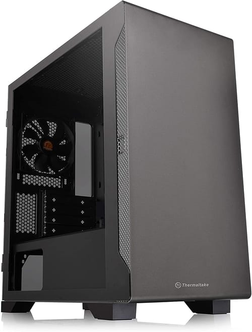 Review Thermaltake S100 Tempered Glass Computer Case
