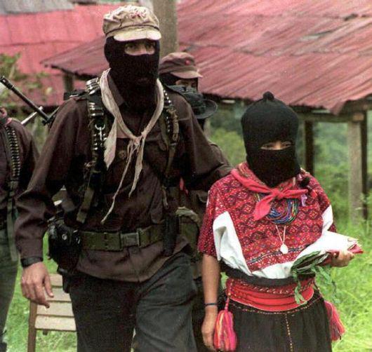 El zapatismo  movimiento insobornable de México, De Parres ¡