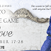 Blog Tour: Playlist + Excerpt & Giveaway - How to Play the Game of Love  by Harmony Williams