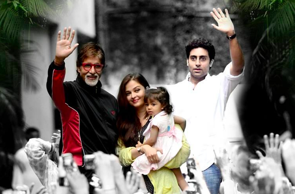 Aradhay bachchan awesome photo