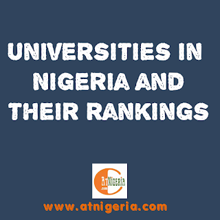 Universities in Nigeria and Rankings This Year