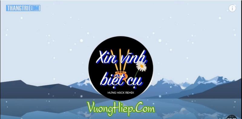 Xin Vĩnh Biệt Cụ - Hưng Hack Remix | Nhạc Remix Hot TikTok