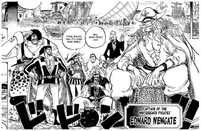 One Piece Chapter 963 Bahasa Indonesia