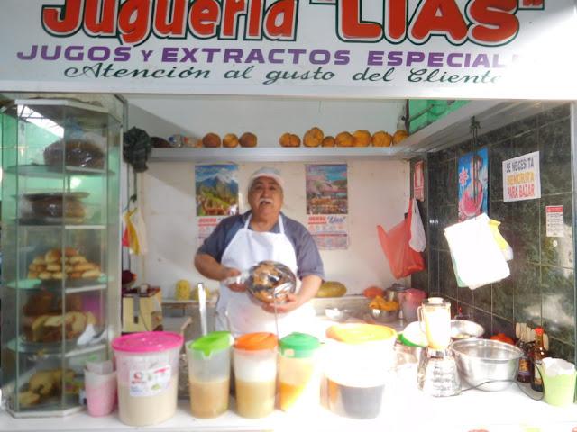 Juguería Lías, Mercado Nro 1 Chepén