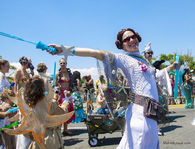 princess leia parade
