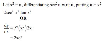 ncert solution class 12th math Answer 16