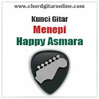 Chord Kunci Gitar Menepi Happy Asmara