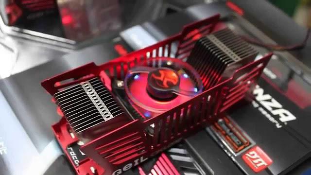 PC Ram Cooling Kit
