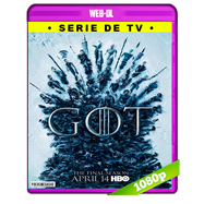 Game of Thrones (S08E01) PESADO WEB-DL 1080p Audio Dual Latino-Ingles