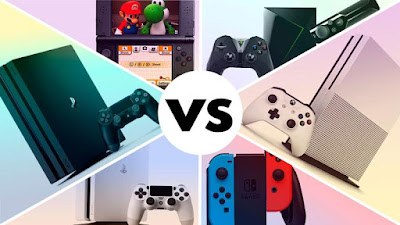 Playing Video Games With Consoles Vs Playing With Handheld Devices