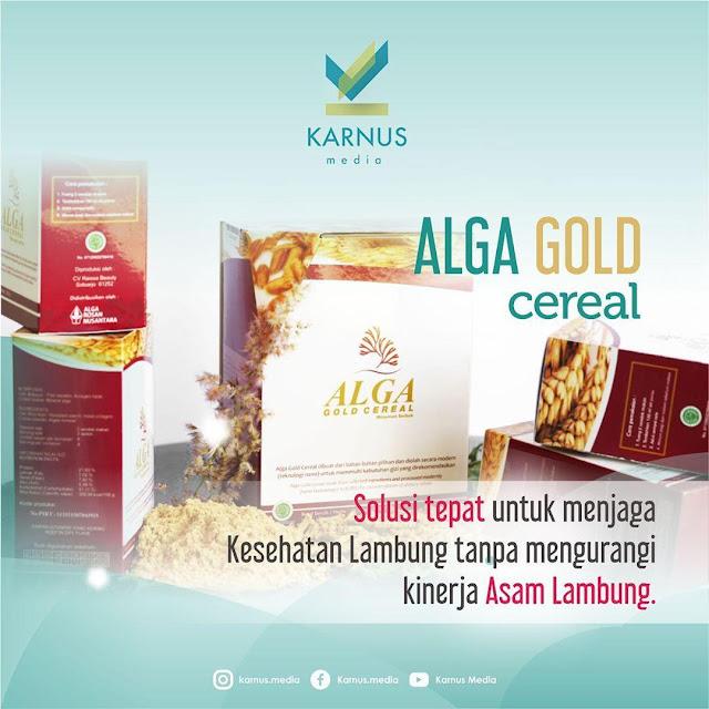 Dampak Rutin Minum Alga Gold bagi tubuh apa?