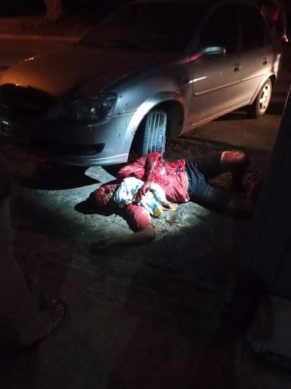 Agora Guajará: Jovem de Guajará-Mirim é agredido a terçadadas em Ji-Paraná e está entre a vida e a morte, Polícia acredita em crime passional