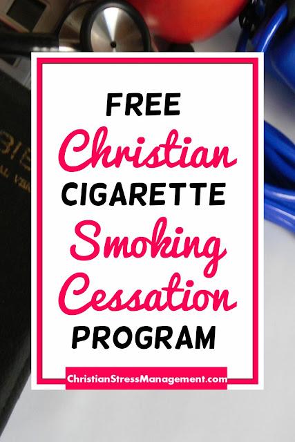 Free Christian Cigarette Smoking Cessation Program