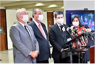 CPI da Covid deve indiciar Bolsonaro por diversos crimes, diz jornal.