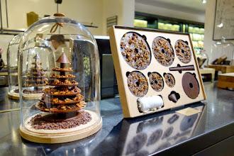 Mes Adresses : Créations de Noël Le Chocolat Alain Ducasse, la collection gourmande et festive