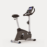 Nautilus U616 Upright Exercise Bike, review features compared with U618 and U614