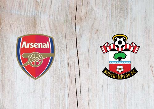 Arsenal vs Southampton Full Match & Highlights 23 November 2019