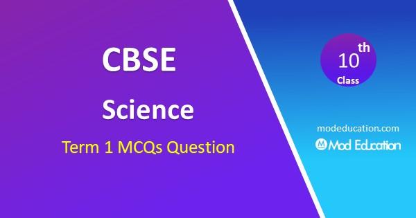 Class 10 Science Term 1 Question Paper