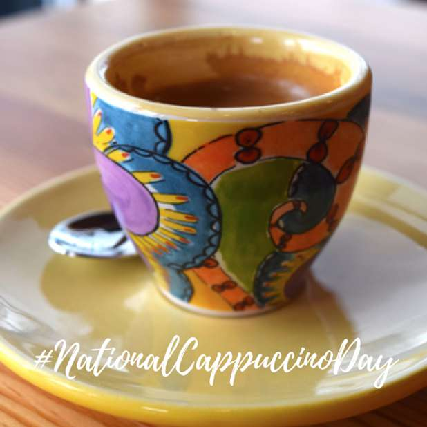 National Cappuccino Day Wishes